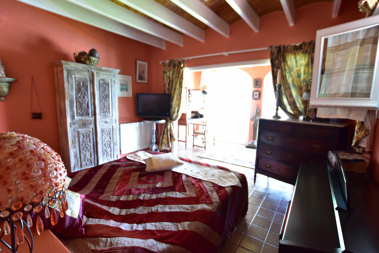Incroyable maison de style traditionnel avec vue sur la mer et Formentera