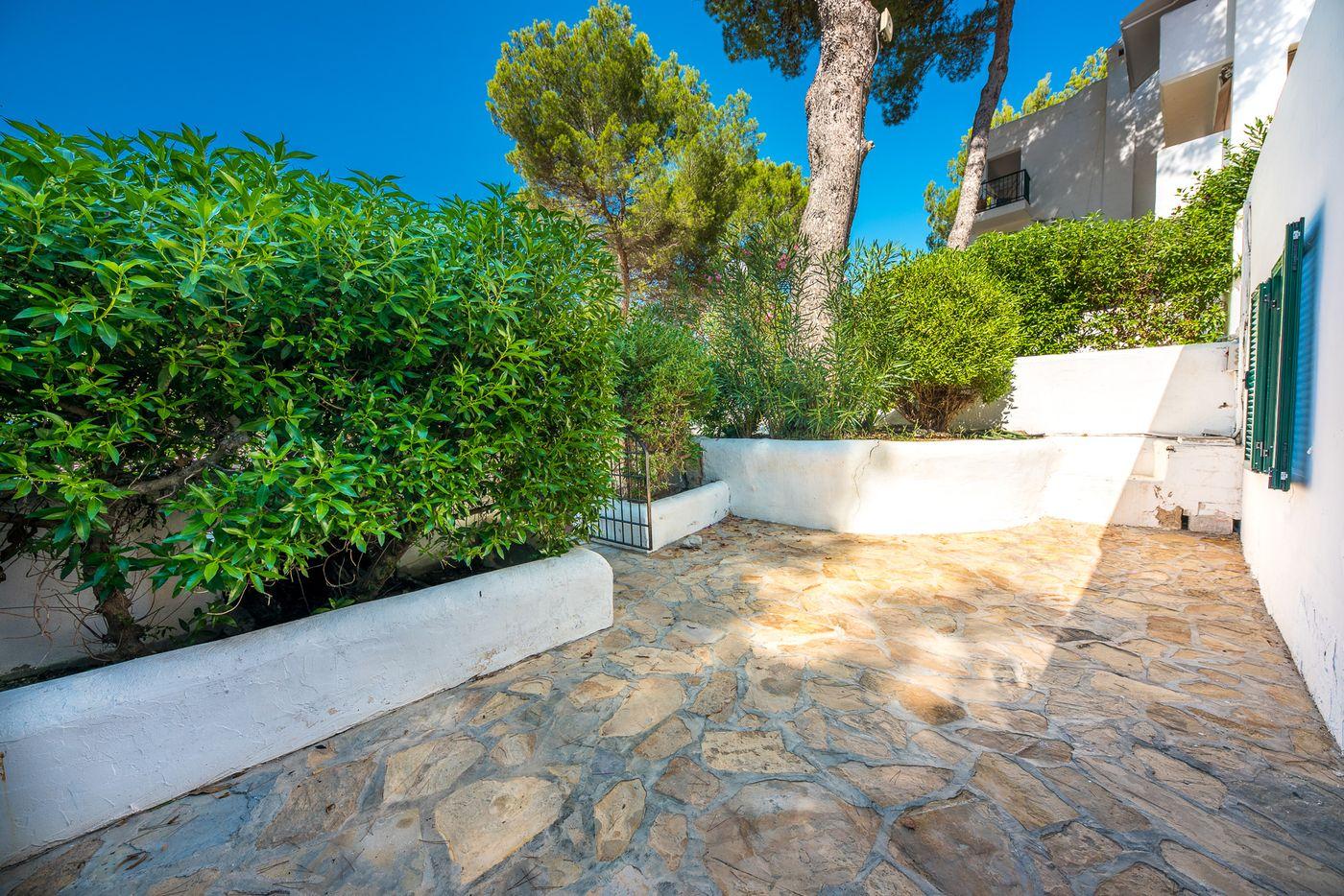 Geräumige Erdgeschosswohnung mit Gartenbereich